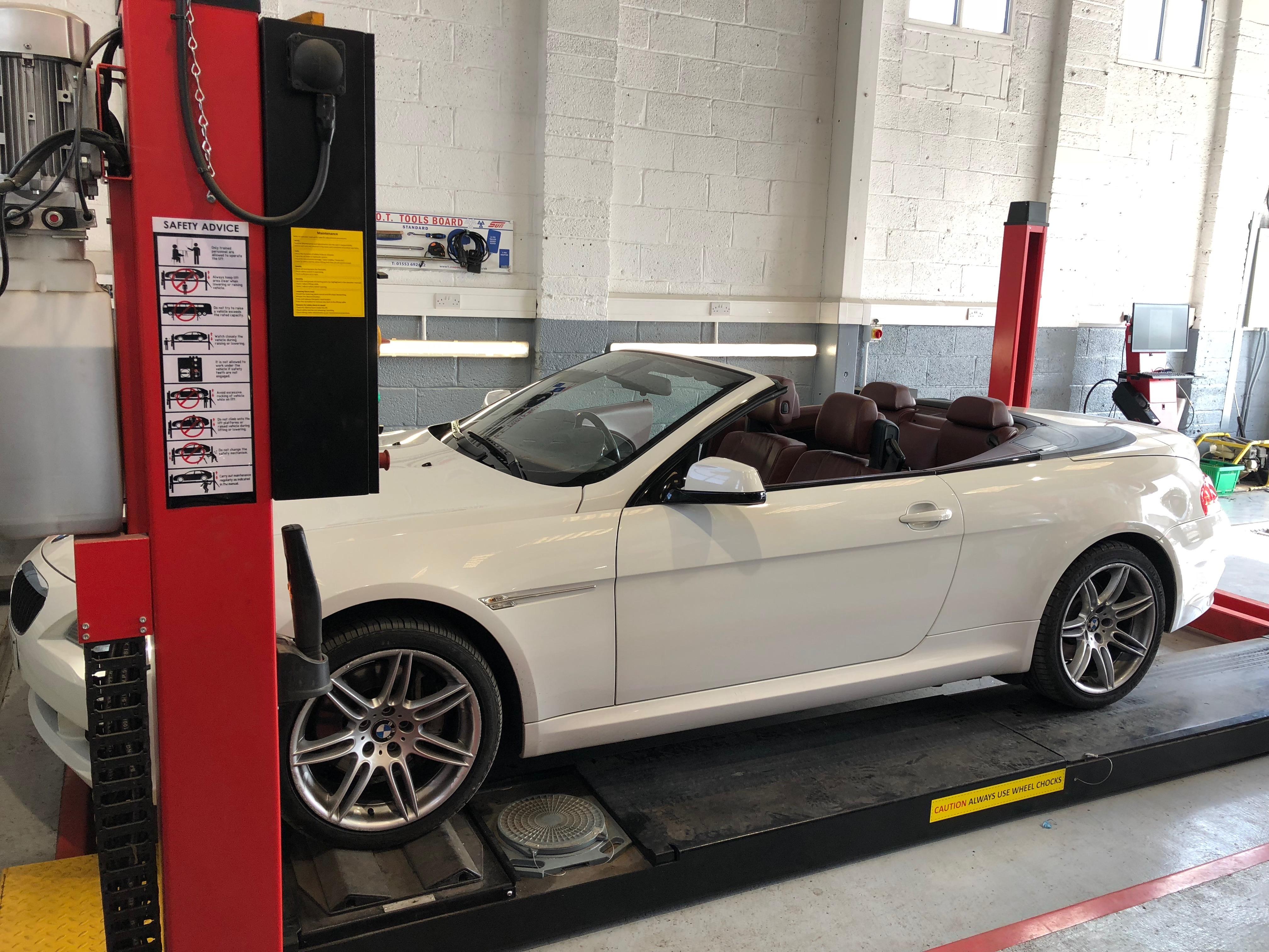 Pin by Hartley Garage on MOT Testing Bmw, Mot test, Bmw car