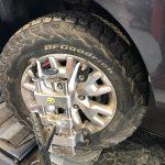 Toyota four wheel alignment Hartley Garage