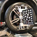Car wheel alignment service X5 Hartley