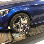 4 wheel alignment Mercedes benz Longfield