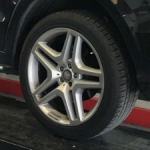 tyre checking at hartley garage