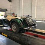 Complete Mot testing MG tf Longfield