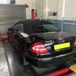 Mot cost package Mercedes longfield