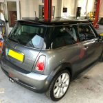 Vehicle Garage services Mini Coopers Hartley