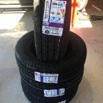 Tyres Multivan 205_65r16 longfield
