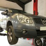 Mot repairs service Nissan qashqai Hartley
