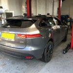 car tpms-fault jaguar-f-pace Fawkham