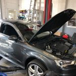 Audi A3 full service Hartley kent